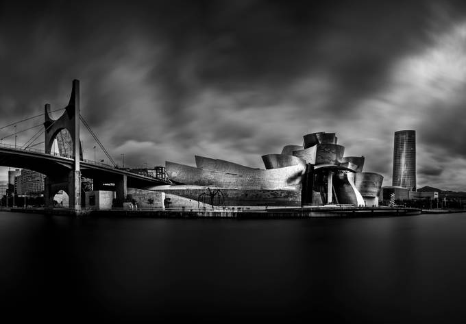 Architecture In Black And White Photo Contest Winner