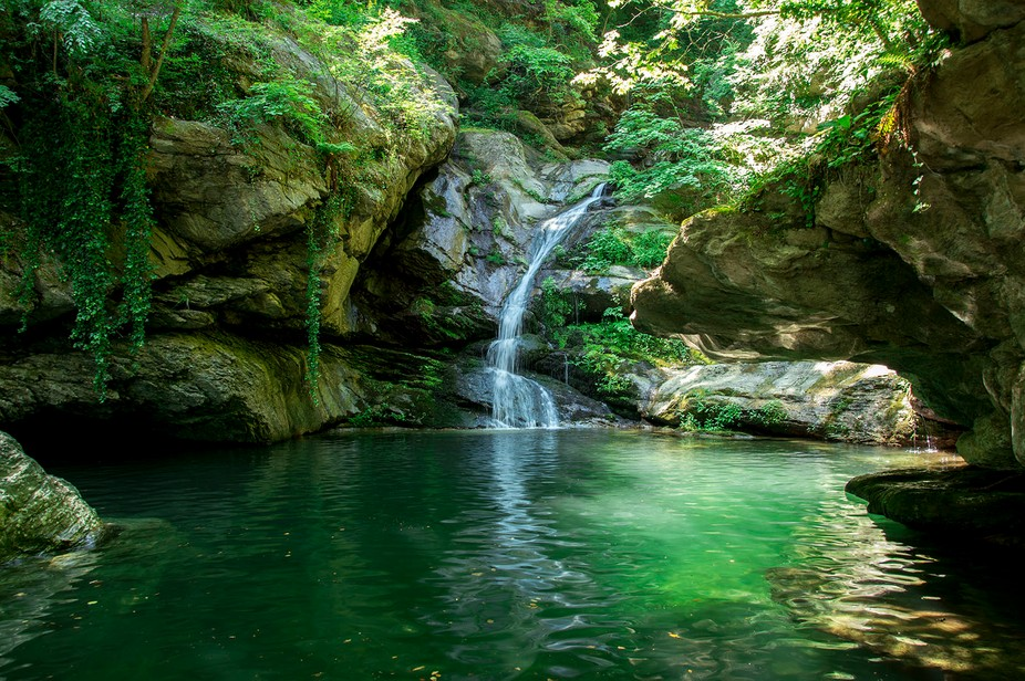 Gorge of Kalipso