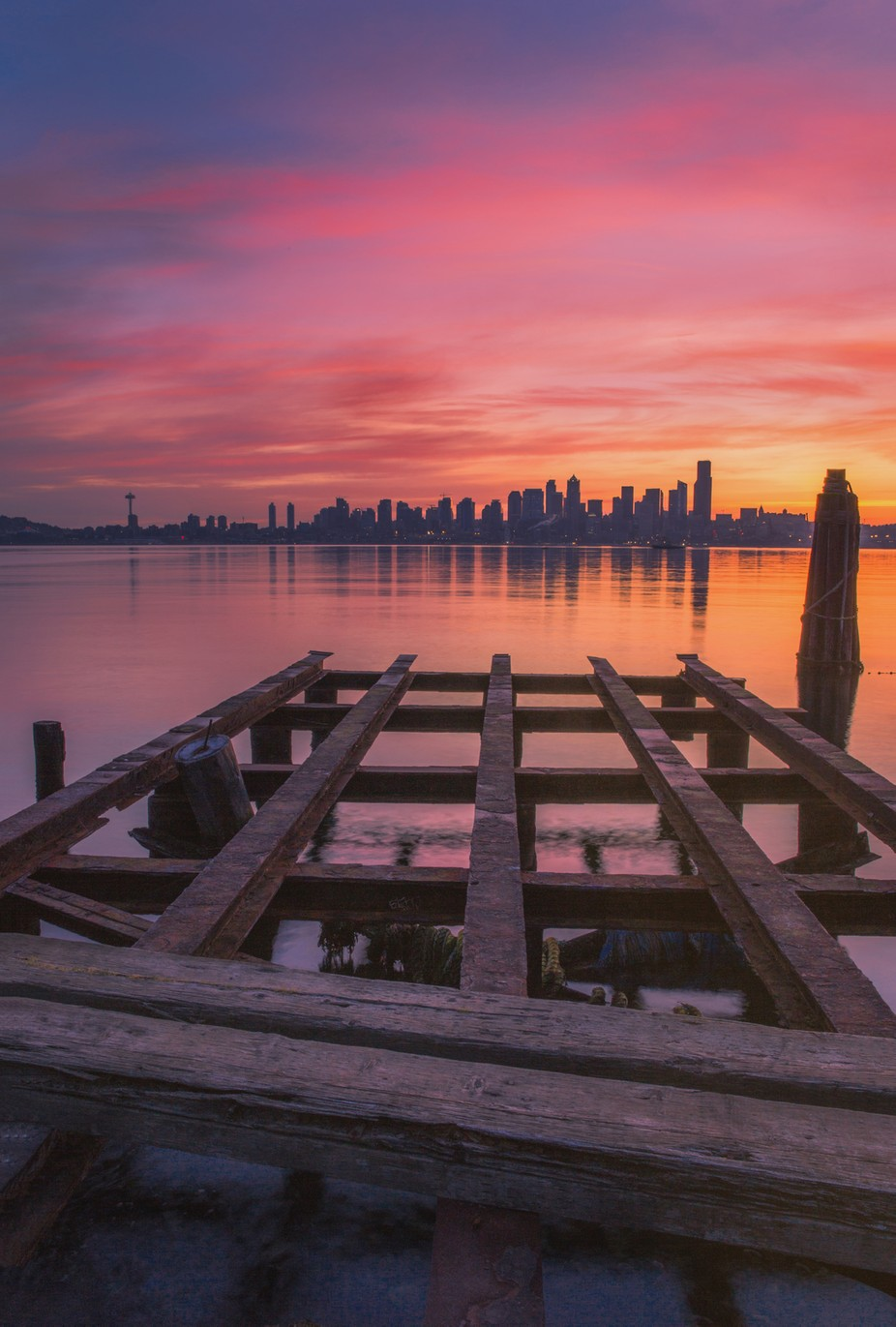 Strawberry Morning by maraleite - Sunset And The City Photo Contest