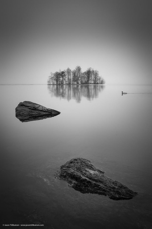 Jason Tiilikainen - Photobombed by Jason_Tiilikainen - Black And White Landscapes Photo Contest