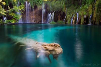 Les Lacs de Plitvice - Croatie