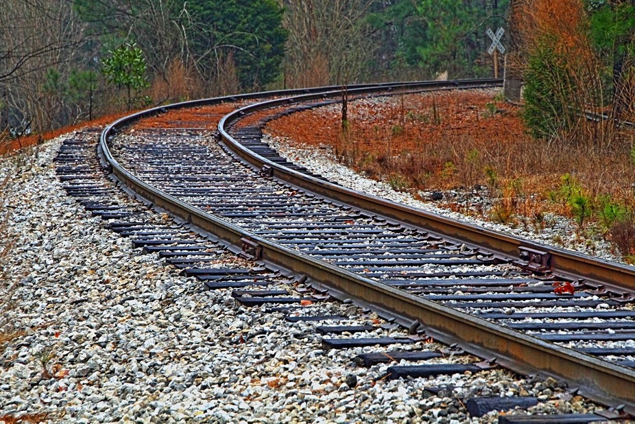 Curve In The Tracks