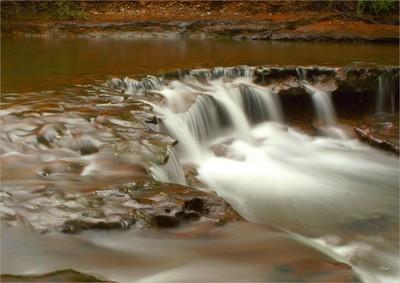 Springtime on Wolf Creek - Delight, Arkansas