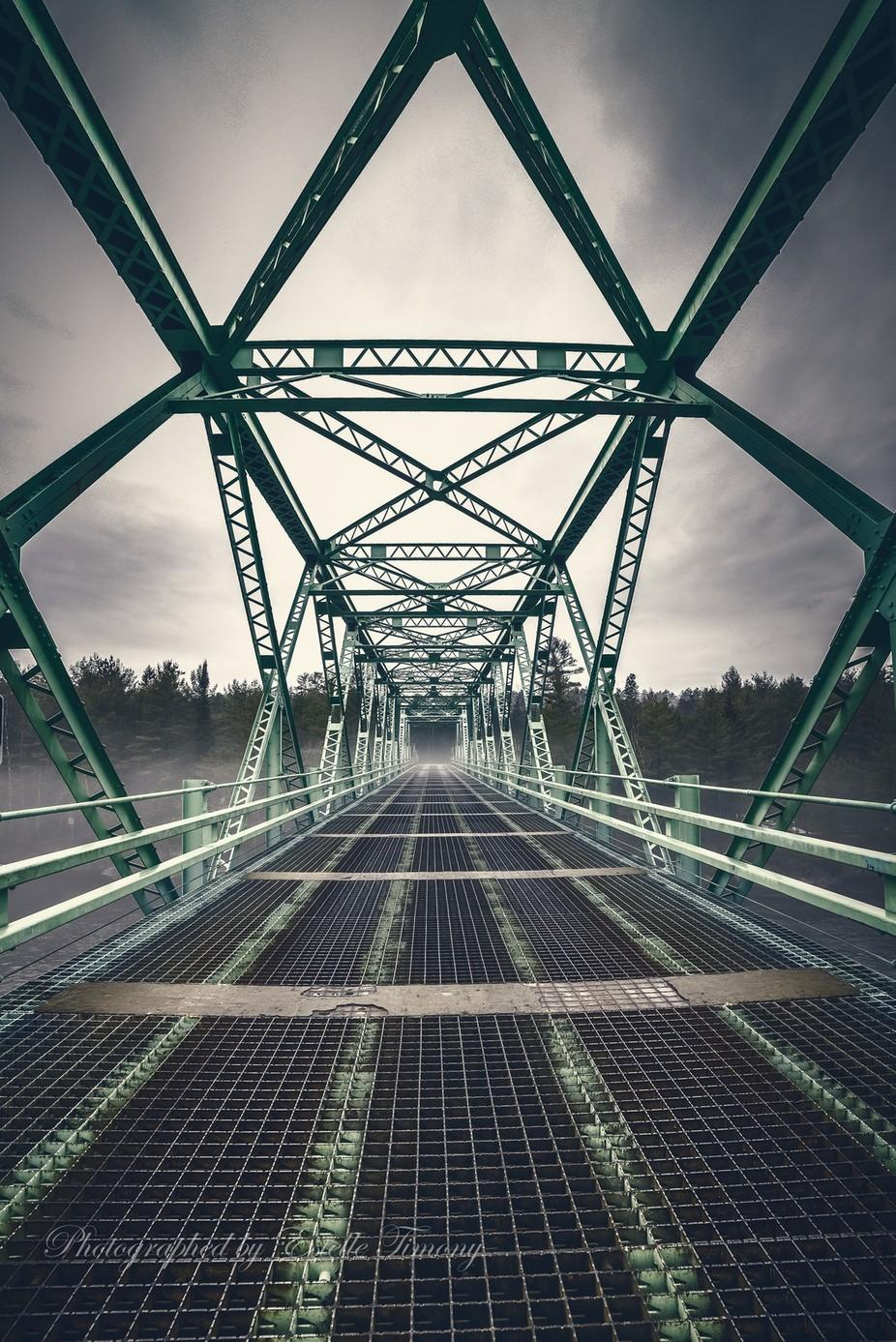 Bridge by EstelleTimony - Diagonal Compositions Photo Contest