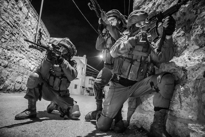IDF by YakovAflalo - An Unforgettable Adventure Photo Contest