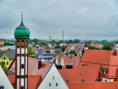 Augsburg Rooftops