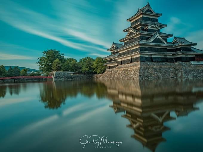Matsumoto Castle by reyjohn19 - The Magic Of Japan Photo Contest