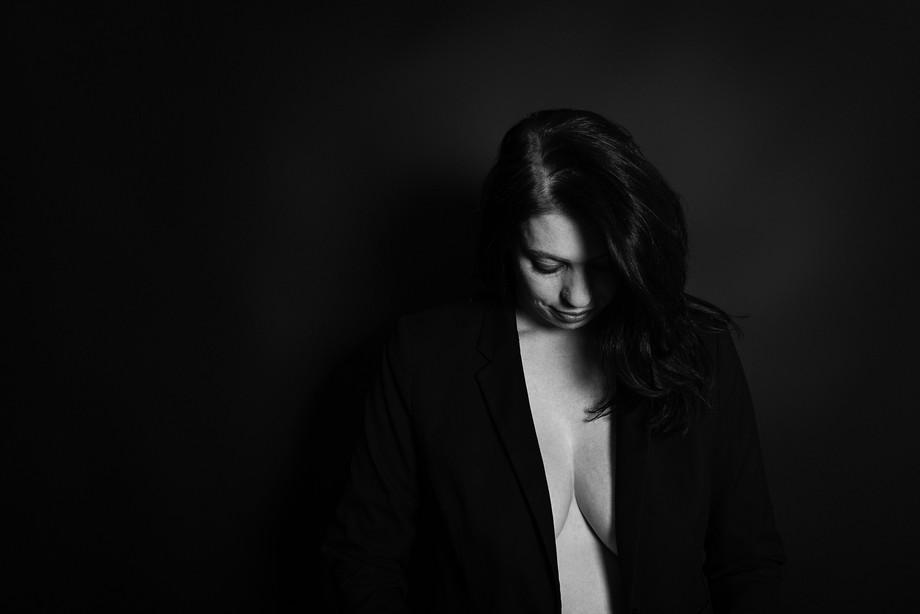 Model Sarah-Lee Hale