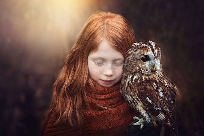 Ulrika and Percy by EvaWhitePhotography - Image Of The Month Photo Contest Vol 33