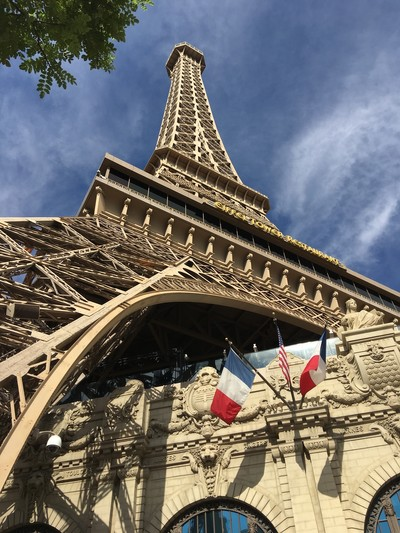 La Tour Eiffel in Las Vegas