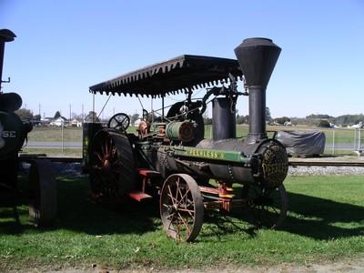 Peerles Steam Tractor