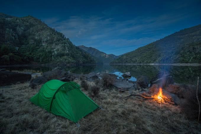 Lake Chalice  by Simonsun - Night Wonders Photo Contest