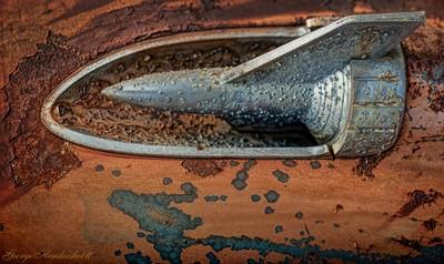 Rust Rocket 57