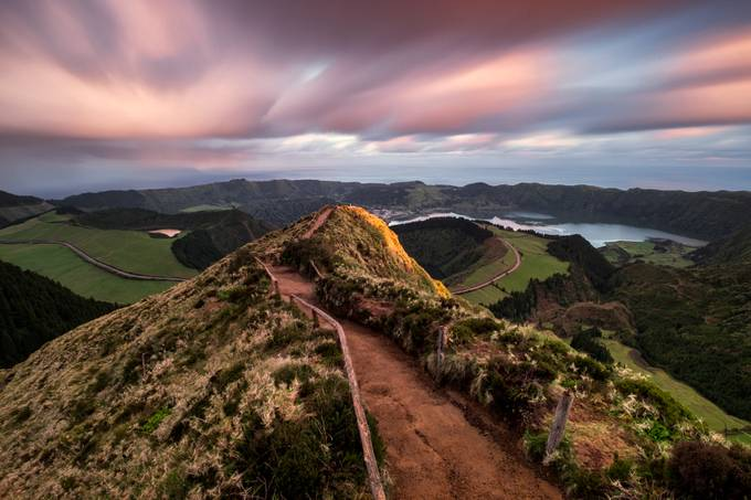 Acores by Kobran - The Moving Clouds Photo Contest