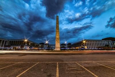 The obelisc