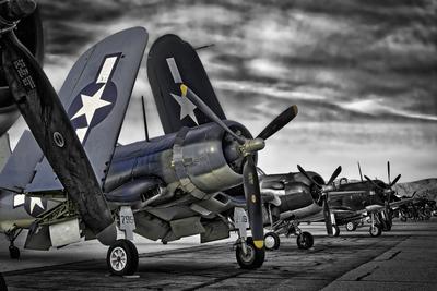 Vought F4U Corsair and Warbirds
