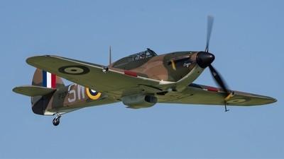 Season Premiere 6-5-18 at Shuttleworth_OW #raf100 The stunning Battle of Britain veteran Hawker Hurricane P3717