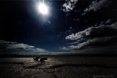 From another planet..the Shipwrecked Vessel