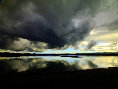 Storm Clouds over Ahuriri 3