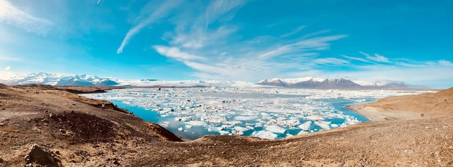 Jökulsárlón Glacier (Iceland)