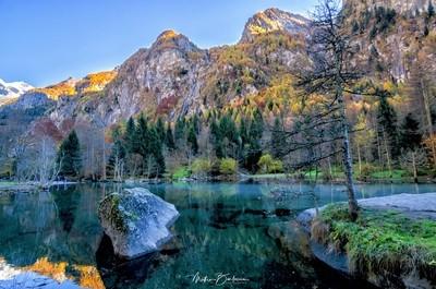 Val di Mello autumn colors