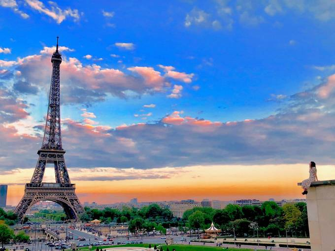 Paris Girl  by brittanycarrington - Paris Photo Contest