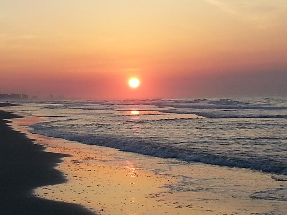Beachside Sunrise