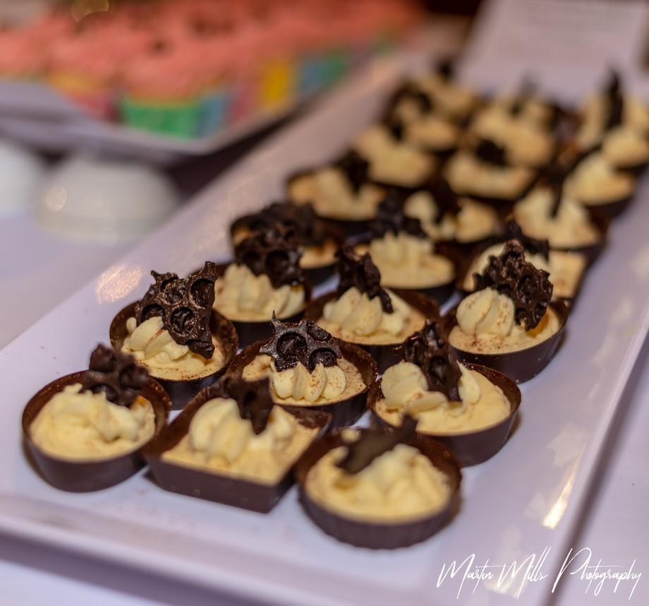 Amazing Taste Chocolate Caramel Deserts