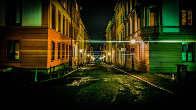 These Silent Nights by lord_spike_design - This Is Europe Photo Contest