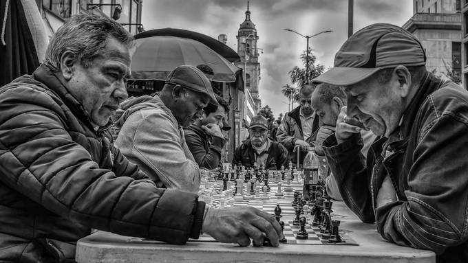 Bogota - Colombia march 2018