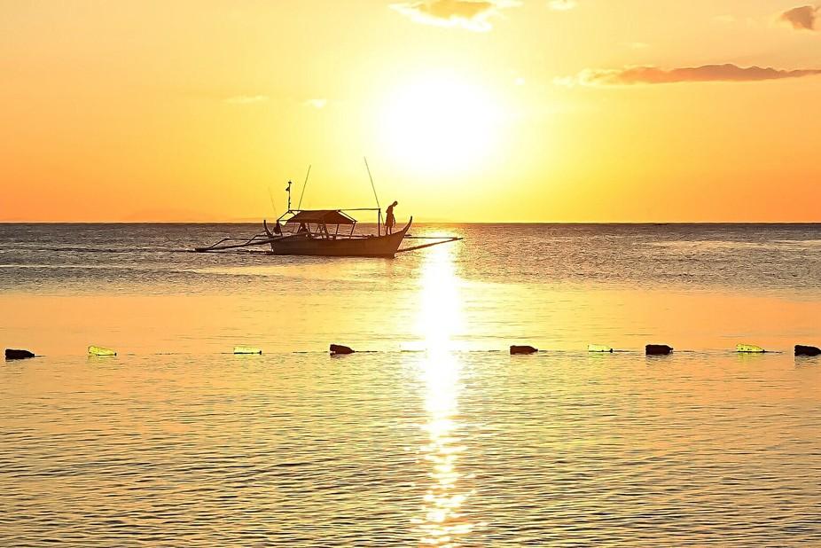 Mabini sunset