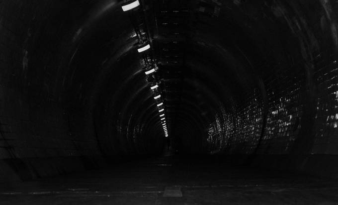 The Thames Tunnel by agnieszkamaruszak - Shooting Tunnels Photo Contest