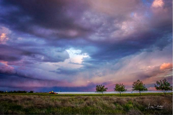 Springtime Storms by The_Ledge - Pastel Colors Photo Contest