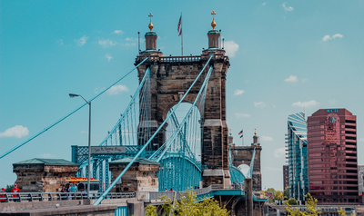 That One Bridge in Cincinnati