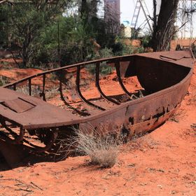 Death of a dream...outback Australia