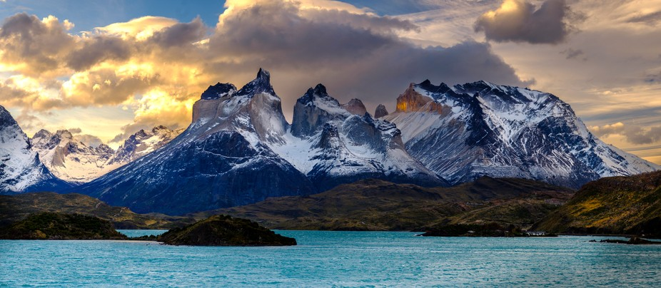 There are no words to describe beauty of Patagonia, no picture can do this incredible place a jus...