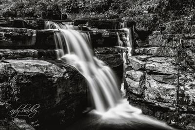 Kisdon falls, Swaledale.