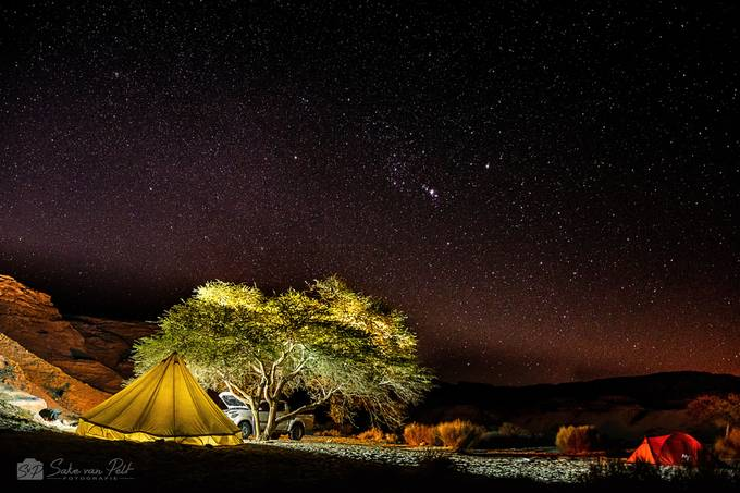 Starcamp 2018 by sakevanpelt - Night Wonders Photo Contest