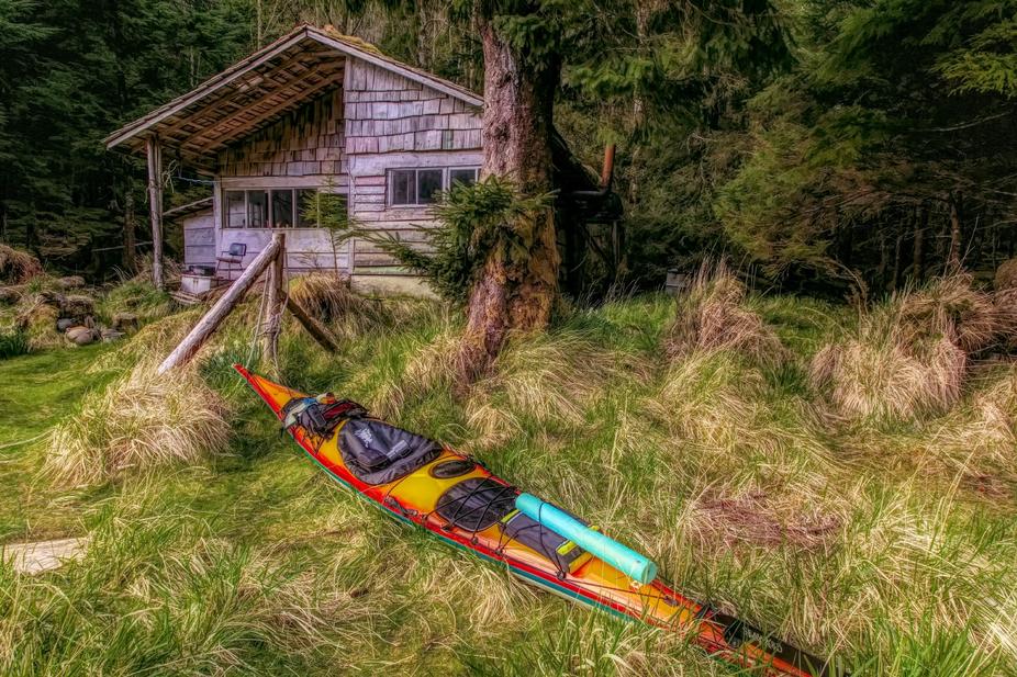A trip to Buck Inlet Haida Gwaii