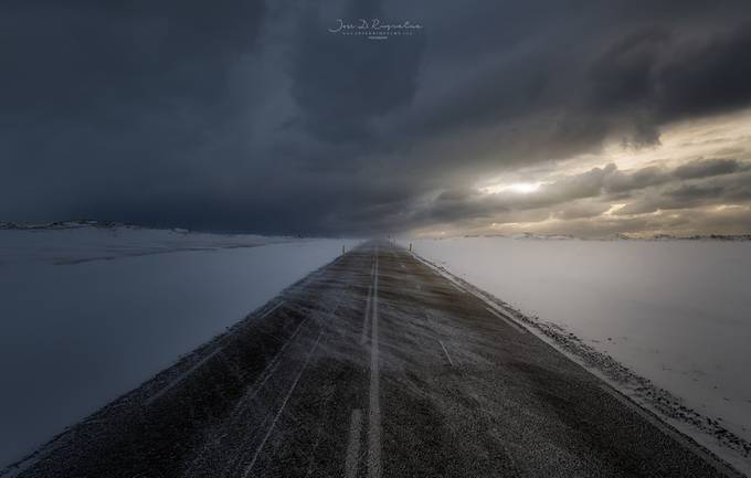 The Road by JoseDRiquelme - Wind In Nature Photo Contest
