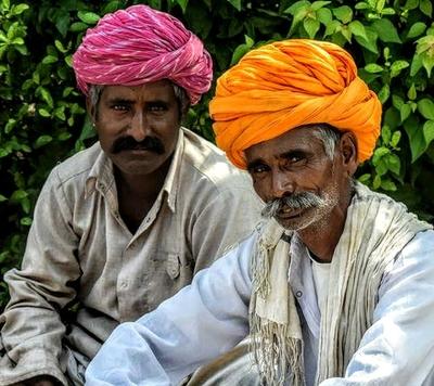 Men with turban