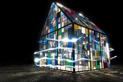 Lake Nona Glass House
