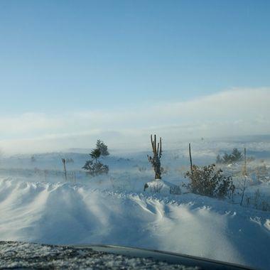 Drifting Snow 2