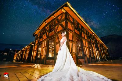 The Bride Portrait