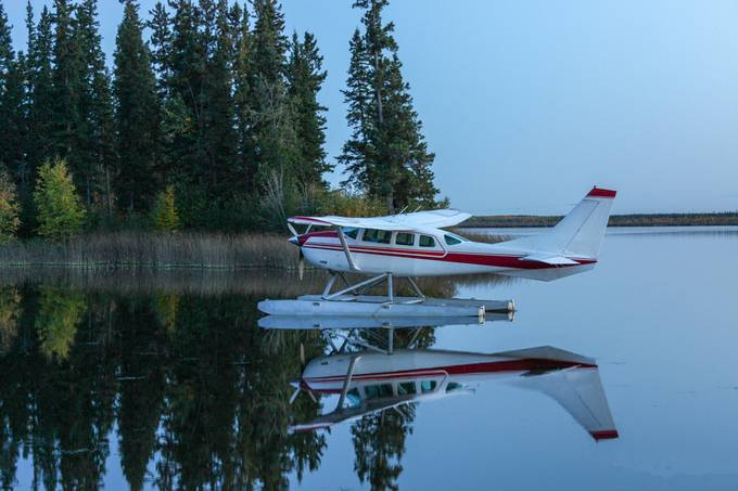 Float Plane by DonArsenault - Aircrafts Photo Contest
