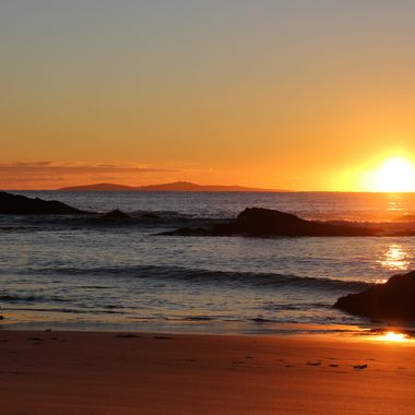 Sunrise @ Mystery Bay