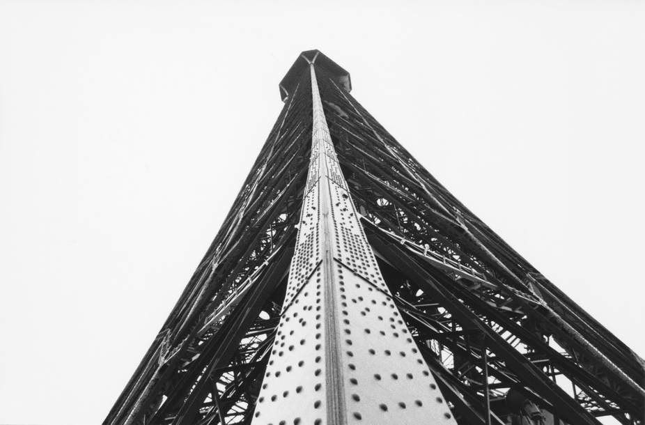 This photo was taken from the last public accesible platform of the Tower. It is a 1996 film phot...