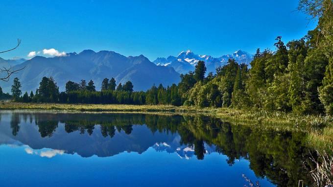 Franz Joseph - South Island New Zealand