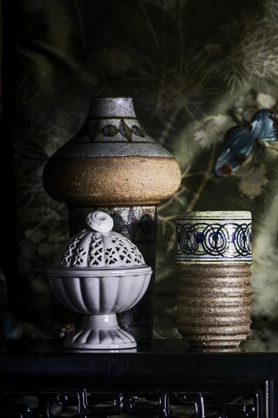 cerámicas. Ceramics