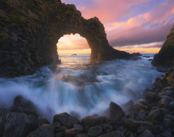 The Arch by NicolaPirondini - The Natural Planet Photo Contest